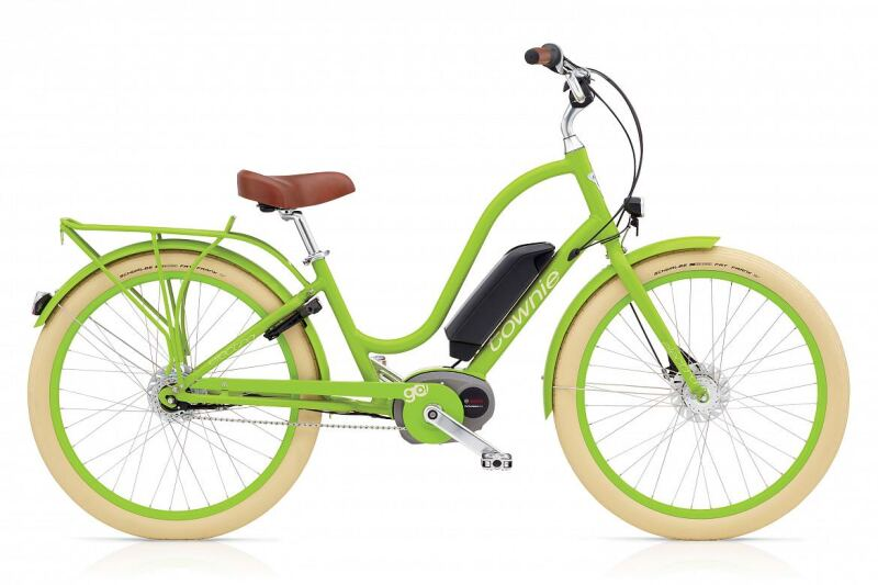 Electra Townie GO! 8i Bosch ladies (2017)