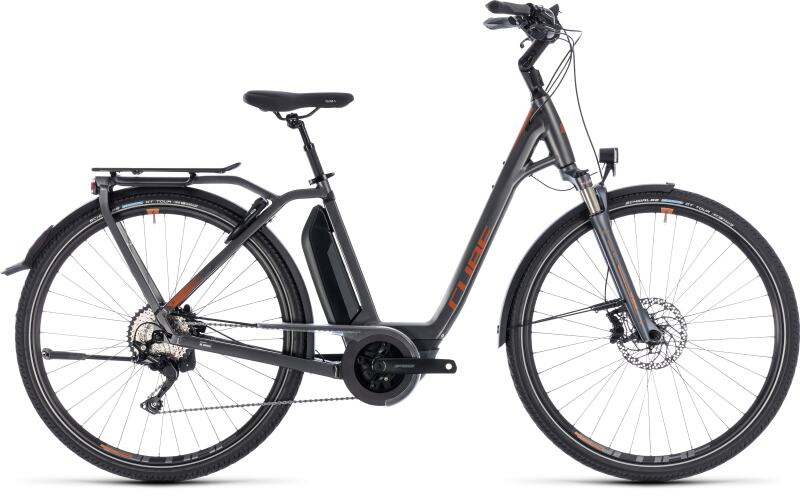 Cube Town Hybrid Sport Pro 500 Easy Entry (2018)