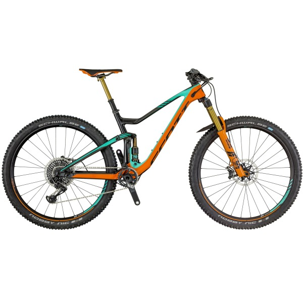 Scott Genius 900 Tuned (2018)