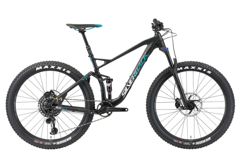 Silverback Synergy Plus 27 (2018)