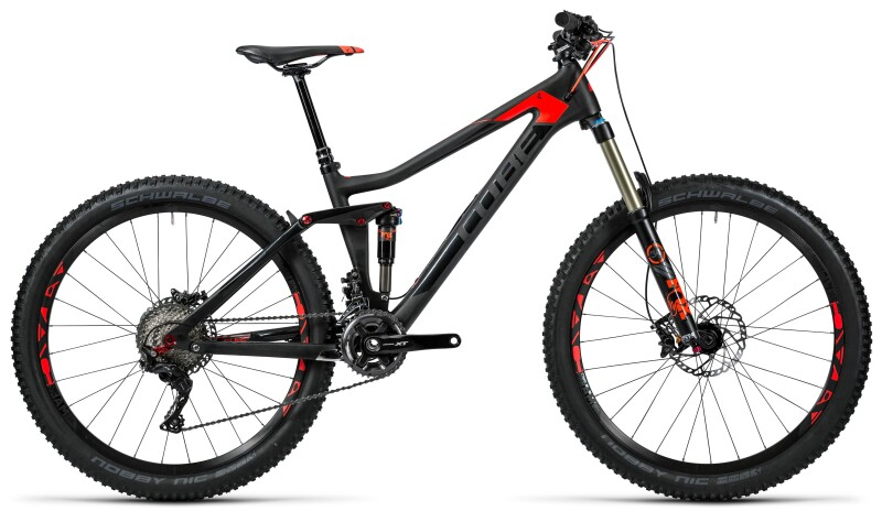 Cube Stereo 140 C:62 Race 27.5 (2016)